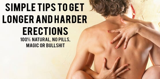 maintain erection tips